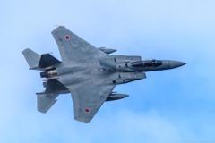 F-15急旋回