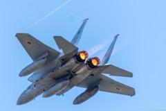 静浜F-15