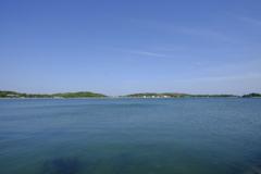 佐久島旅行④ 穏やかな海