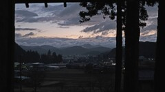 南丹の夜明け