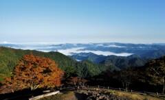 日出ヶ岳の秋