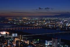 淀川の橋達