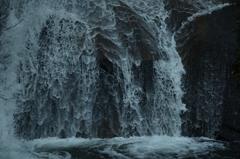 岡山県鏡野 泉源渓谷 二軒屋の滝