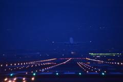 伊丹空港 夜景