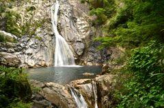 兵庫県 布引の滝(雄滝)