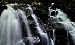 滋賀県信楽 鶏鳴の滝