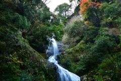 備中の名瀑  鈴木の瀧