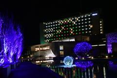 淡路島 奇蹟の星の植物館 X`MAS