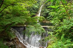 兵庫県 布引の滝(雌滝)