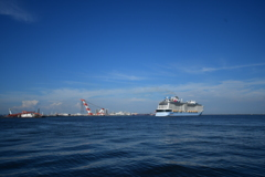 世界最大級客船 QUANTUM OF THE SEAS