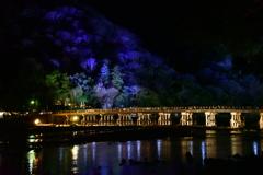 嵐山花灯路 2017