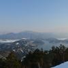 福井県 冬の三方五湖