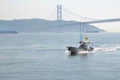 兵庫県 明石海峡