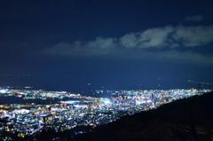 兵庫県 六甲山夜景
