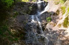 兵庫県 七種の滝