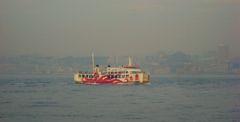明石海峡たこフェリー ラストラン
