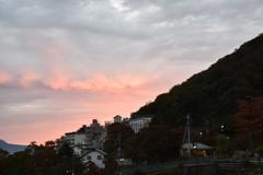 伊香保の朝陽❤️