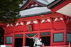 〜赤城山神社〜①