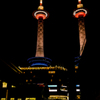 Wow! Kyoto Tower doubled!