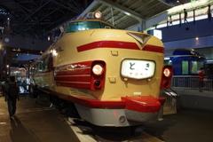 とき_鉄道博物館