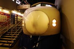 0系新幹線_鉄道博物館