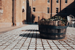 世界街角紀行的風景的写真的桶的