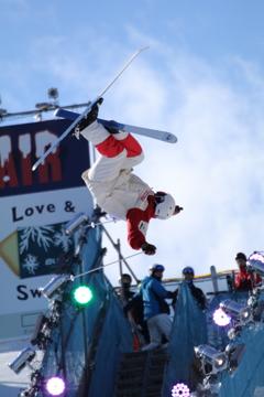 2019札幌雪祭り 白い恋人パークモーグルセッション パート2