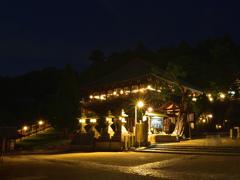 夜の二月堂