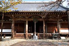 櫻本坊 本堂