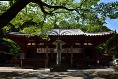 霊山寺 本堂
