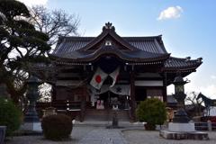 橘寺 本堂(太子堂)