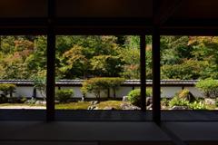 菩提山の初秋