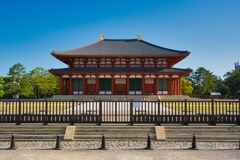 ある日の朝~興福寺