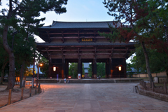 静寂の東大寺①