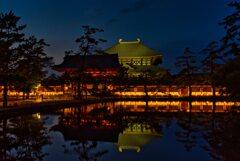 プロムナード奈良2020~鏡池