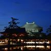 闇夜の大仏殿