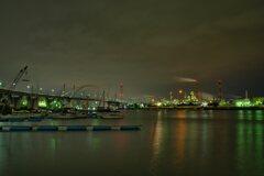 初春 堺泉北の夜 ④
