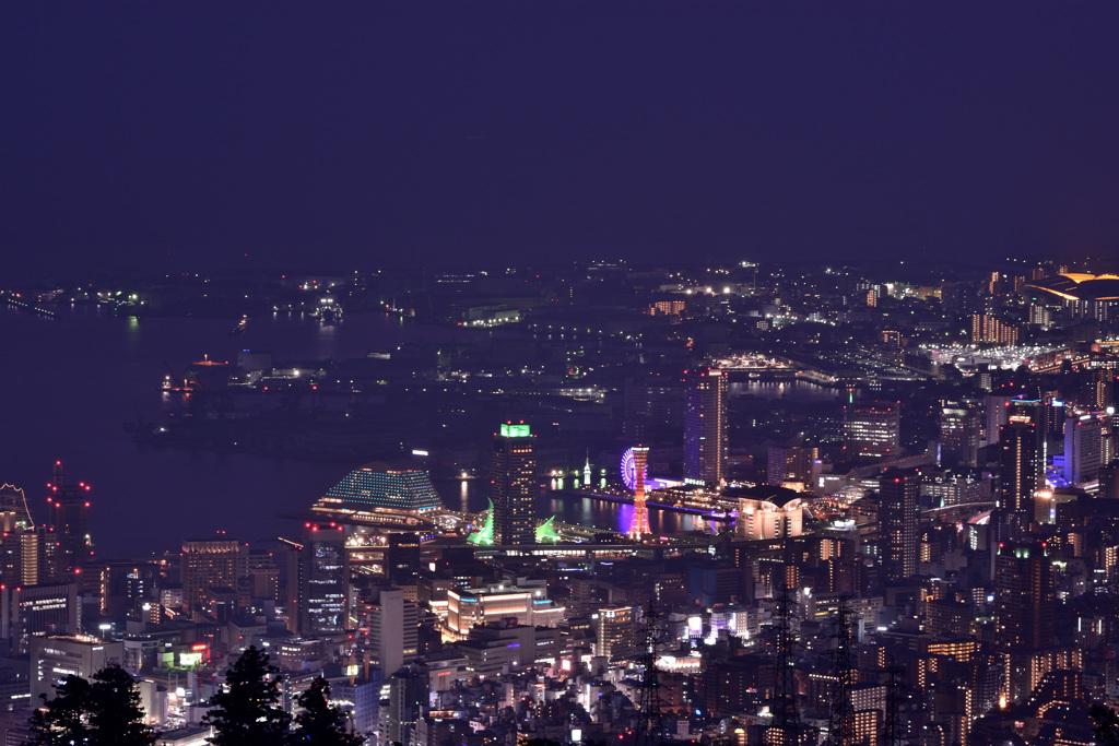 Port Town Night Ⅲ