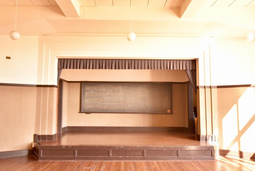 豊郷小学校旧校舎群 音楽室