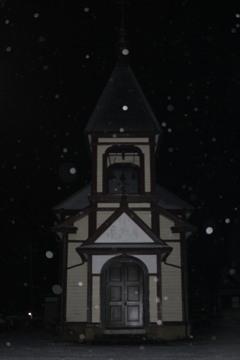 雪ふるう夜に
