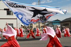 大崎市 政宗公祭りにて