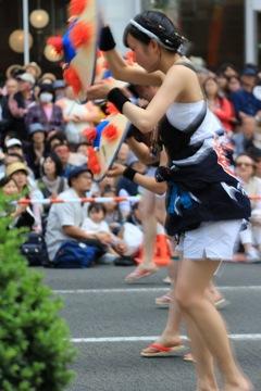 仙台 絆祭りにて