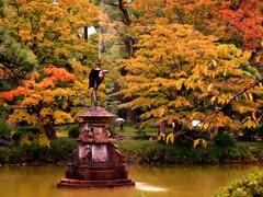 錦繡の日比谷公園