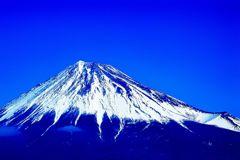 富士山の雄姿