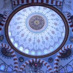 礼拝場天井