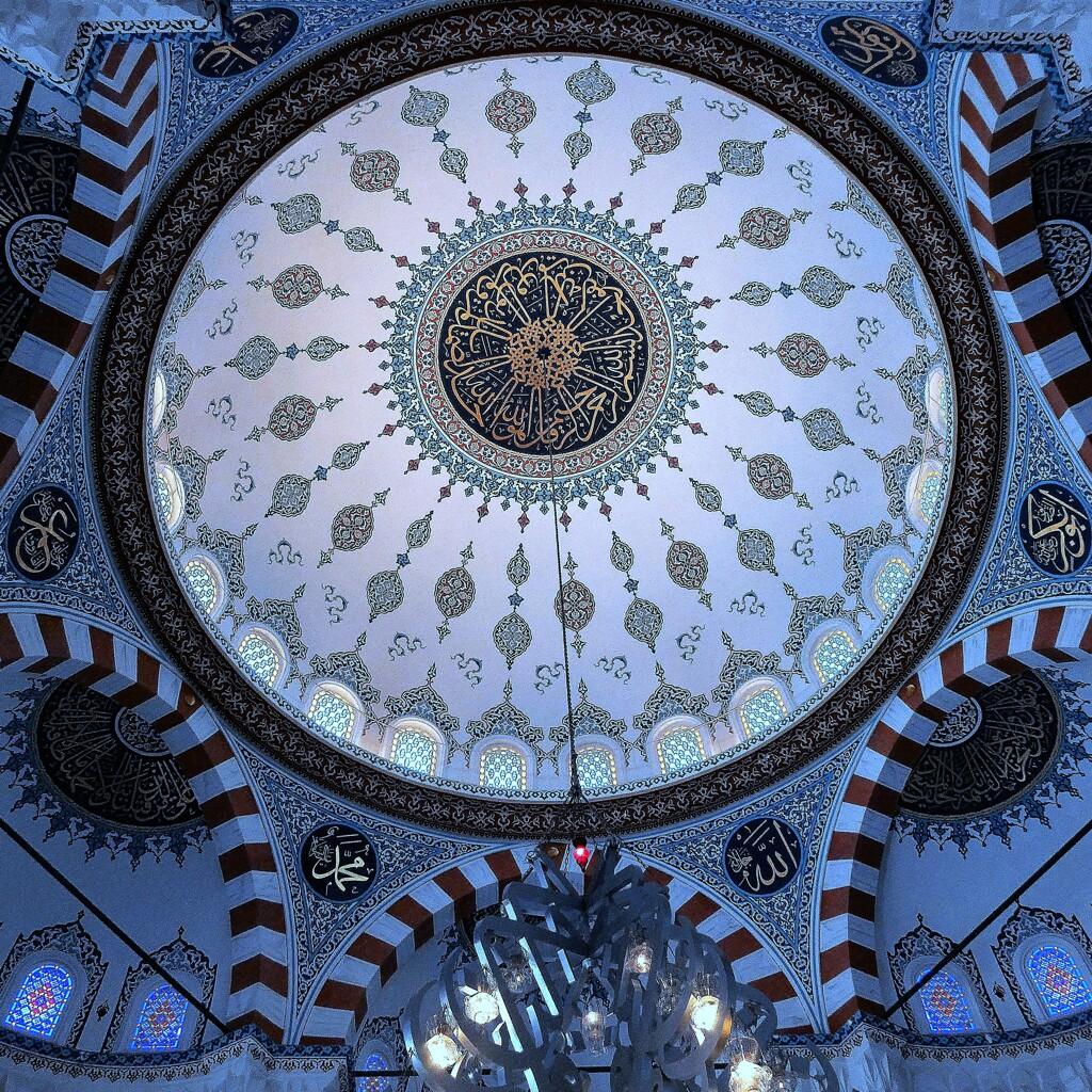 礼拝所天井