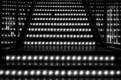 ライトの切れた階段