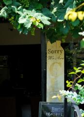 葡萄のある店