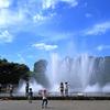 北浦和公園の噴水