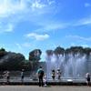 北浦和公園の噴水2